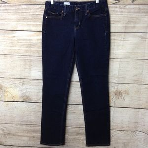 Gap Real Straight Jeans, Size 30/10 Reg
